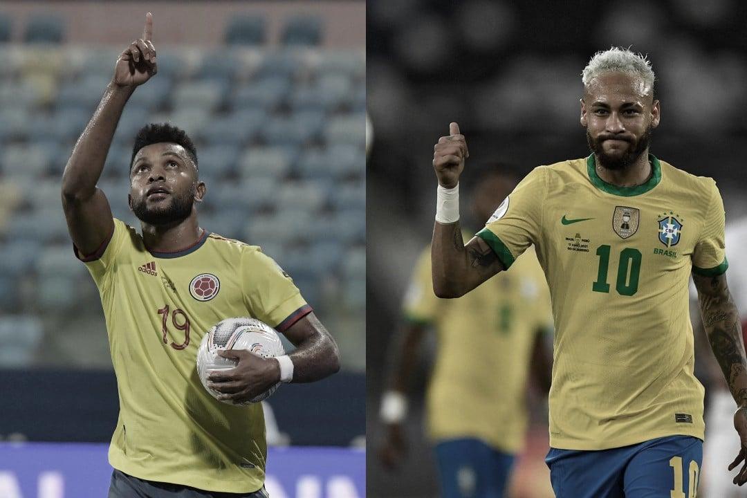 Previa Colombia - Brasil: a todo o nada