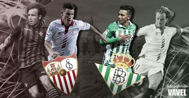 The Seville Derby awaits