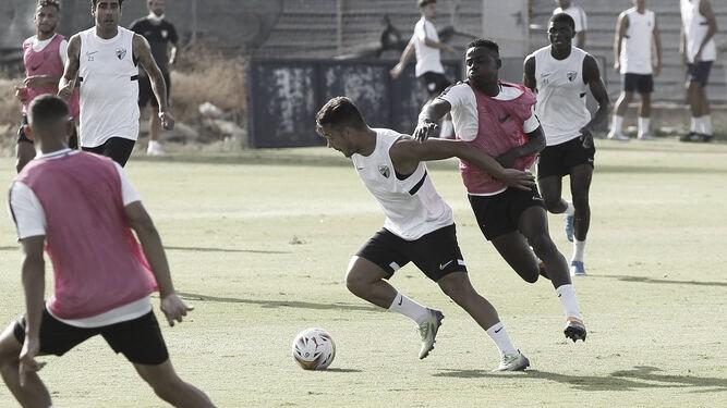 El Málaga CF arranca la pretemporada con victoria
