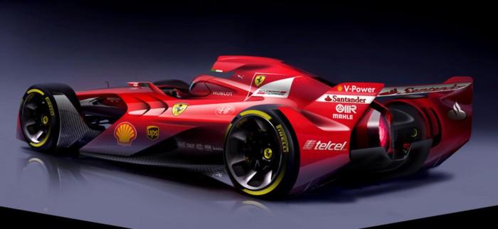 Anche la Formula E nel futuro Ferrari