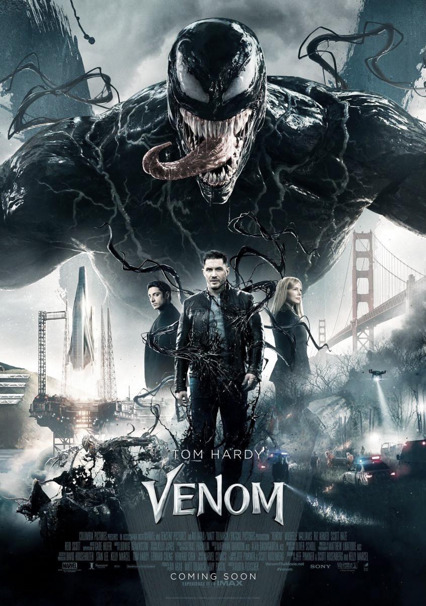 Crítica de 'Venom': un villano que puede sobrevivir sin su héroe