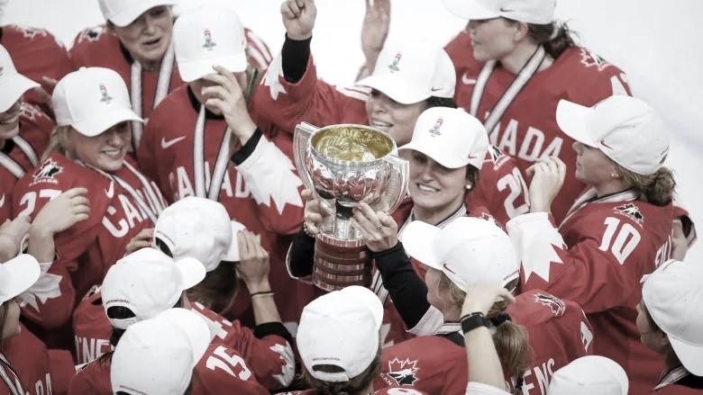 Canadá gana también el Mundial Femenino