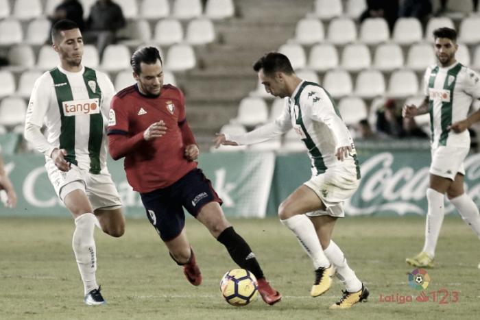 Sergi Guardiola, el mayor peligro del Córdoba