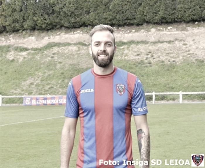Sergi Arimany, nuevo fichaje del Leioa