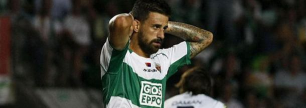 """Javi Márquez: """"Tenemos que demostrar que merecemos estar en Primera"""""""
