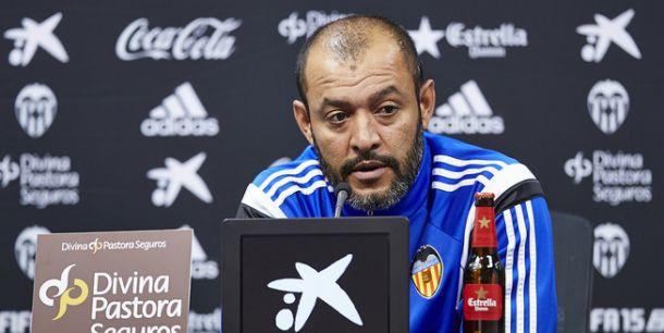 """Nuno Espírito Santo: """"El Sevilla - Atlético no es relevante para nosotros"""""""