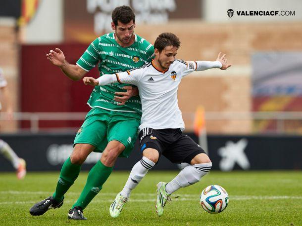 El Valencia Mestalla se aprieta en la clasificación