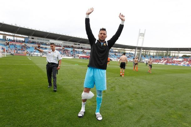 Agridulce final para Diego Alves