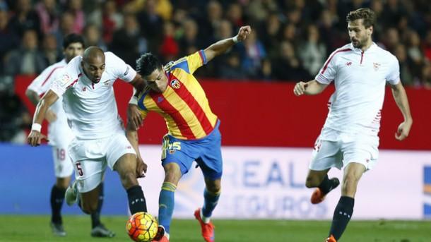 Sevilla - Valencia: puntuaciones Valencia, jornada 13