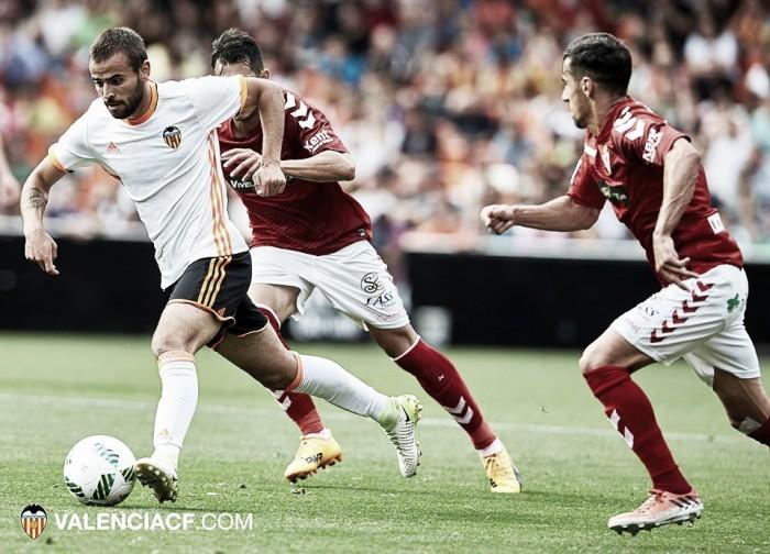 Real Murcia vs Valencia Mestalla en vivo y en directo online Segunda B playoffs 2017