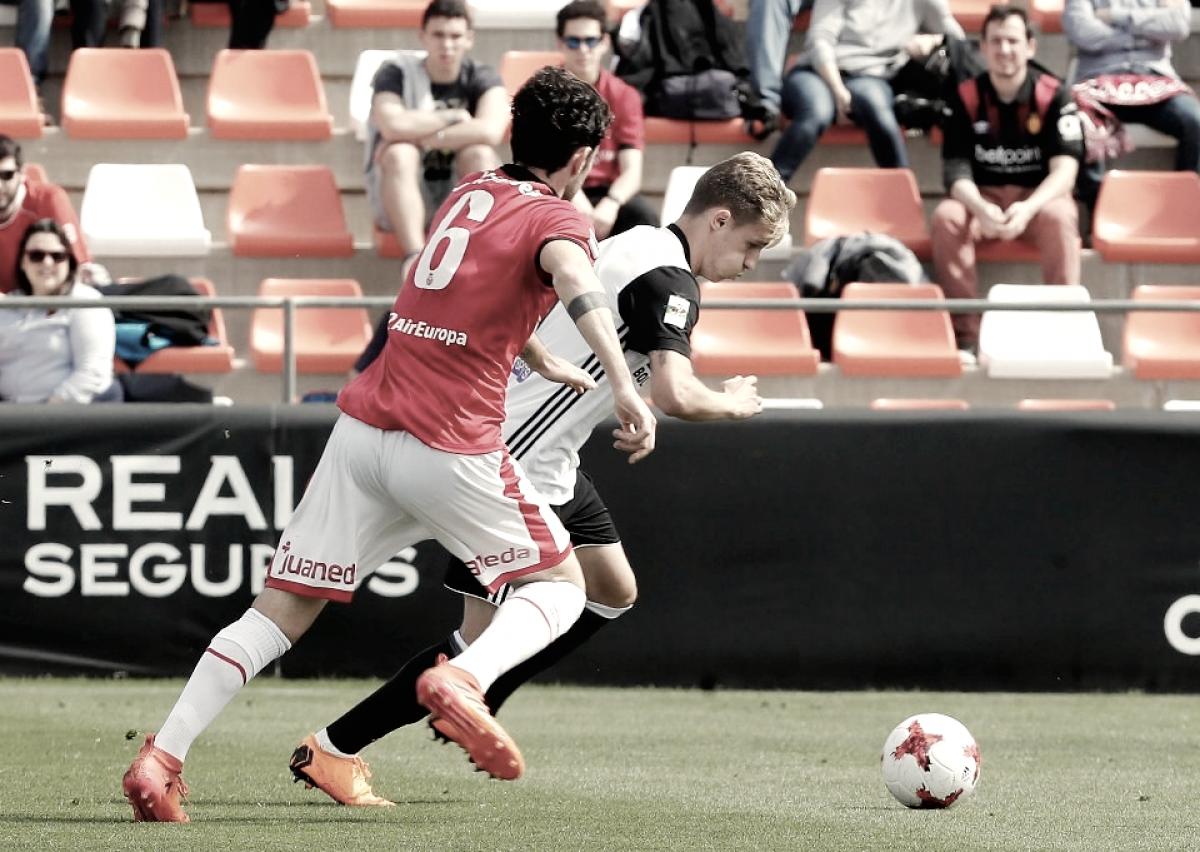 Horarios de la jornada 33 en el Grupo III de Segunda División B
