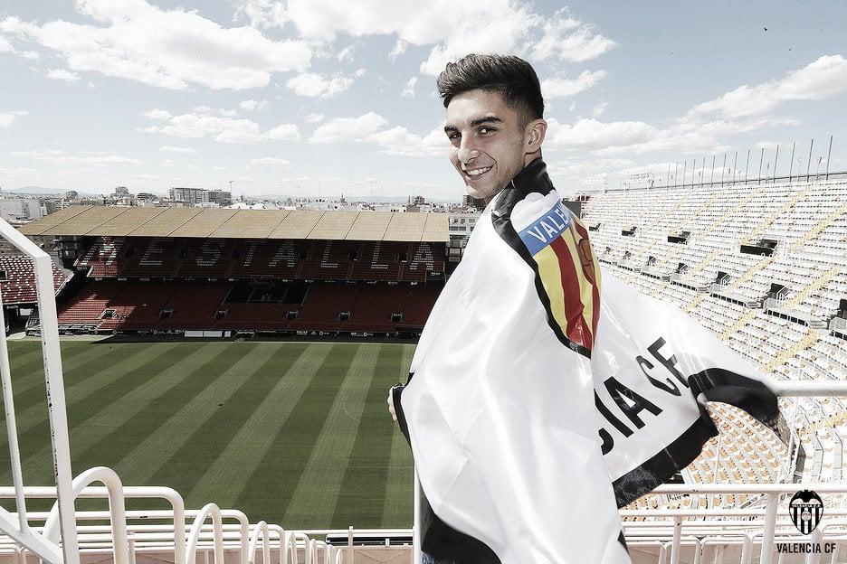 Ferrán Torres, el Valencia del futuro