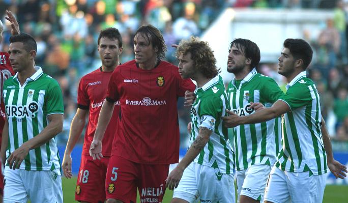 Betis – Mallorca: puntuaciones del Betis, jornada 17