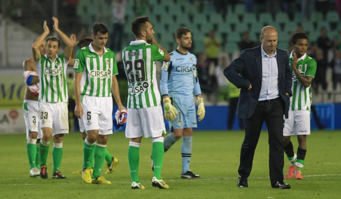 Betis- Atlético: puntuaciones del Betis, jornada 3