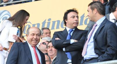 Principio de acuerdo entre el Granada CF y el Ayuntamiento