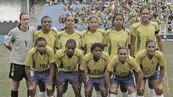 Confederações 2013 e Pan 2007: Globo exibirá finais da Seleção masculina e feminina