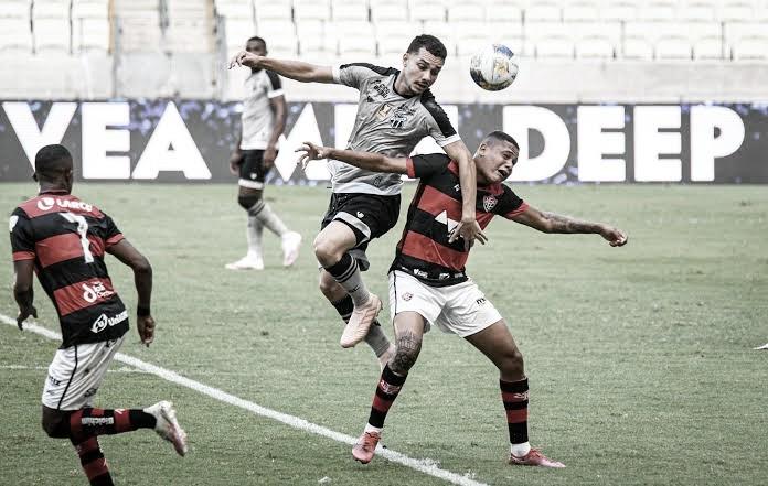 Na primeira semifinal da Copa do Nordeste, Ceará e Vitória medem forças