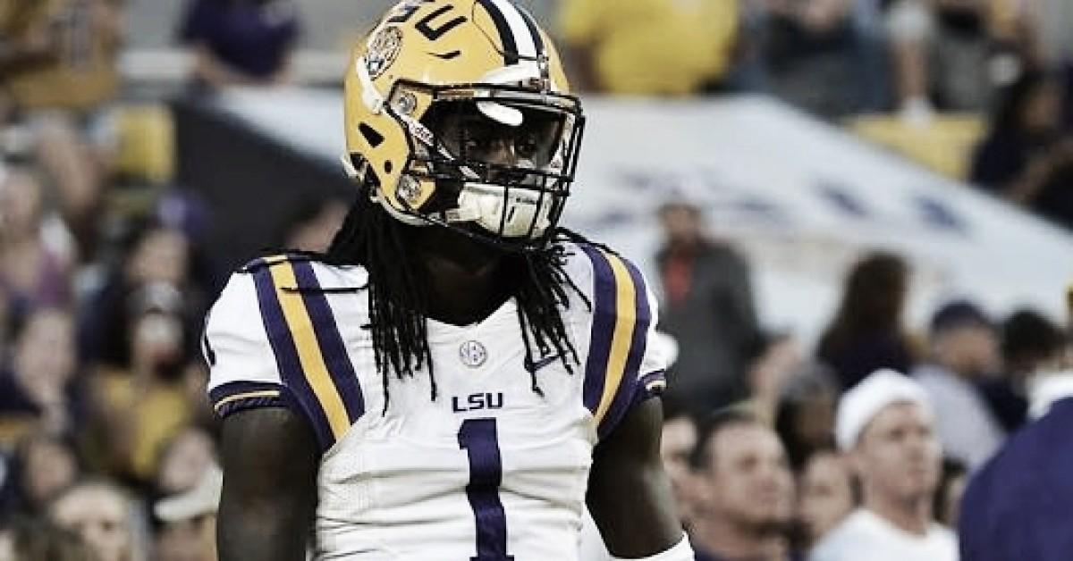 Prospectos que pueden romper el récord de 40 yardas en el NFL Combine