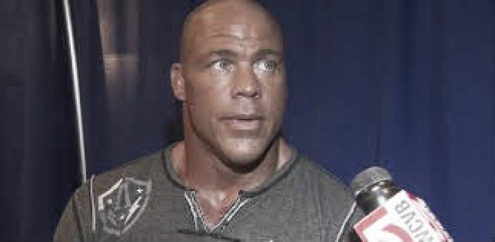 Kurt Angle reveals who he wants one more match with in WWE