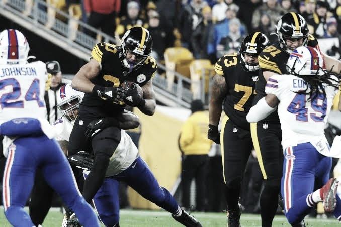 La defensiva de Buffalo saca el triunfo del Heinz Field