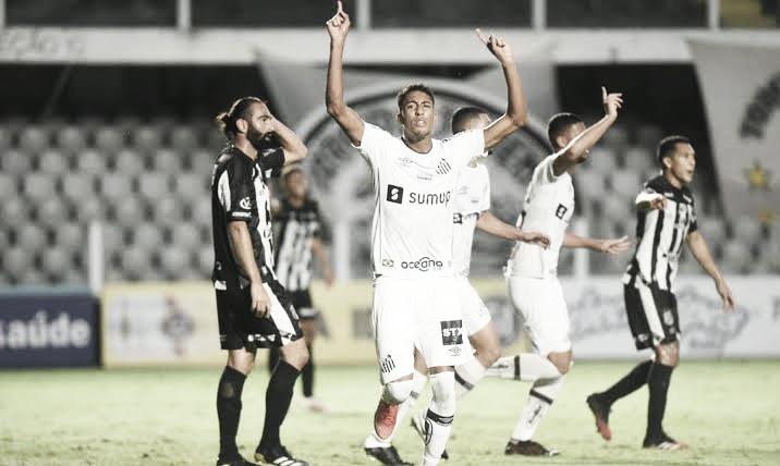 Ceará e Santos medem forças para afastar do Z-4 do Brasileirão