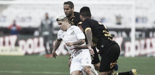Gols e melhores momentos Novorizontino 1 x 0 Santos pelo Campeonato Paulista