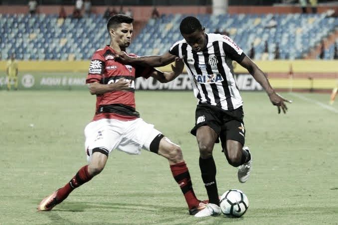 Jogo Atlético-GO x Santos AO VIVO online pela Copa do Brasil 2019 (1-0)