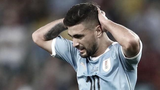 Arrascaeta testa positivo para Covid-19 e desfalca Uruguai nas Eliminatórias