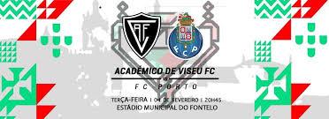FC Porto desloca-se a Viseu