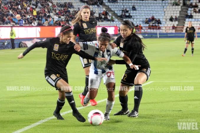 Previa Tigres - Pachuca: duelo en la parte alta de la Liga MX Femenil