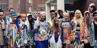 Cómo la música trasciende a la moda: vaporwave
