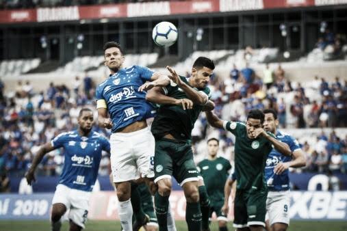 Gol e melhores momentos Goiás 1x0 Cruzeiro pelo Campeonato Brasileiro 2019