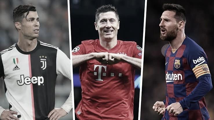 Cristiano Ronaldo, Lewandowski ou Messi? Fifa divulga finalistas do The Best 2020