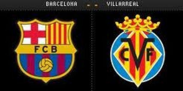 Live Barcelone - Villarreal, le match en direct