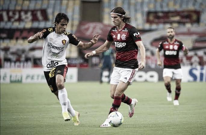 Para não se distanciar do líder, Flamengo encara Sport na Ilha do Retiro