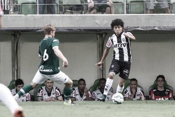 Resultado Goiás 0 x 0 Atlético-MG pelo Campeonato Brasileiro
