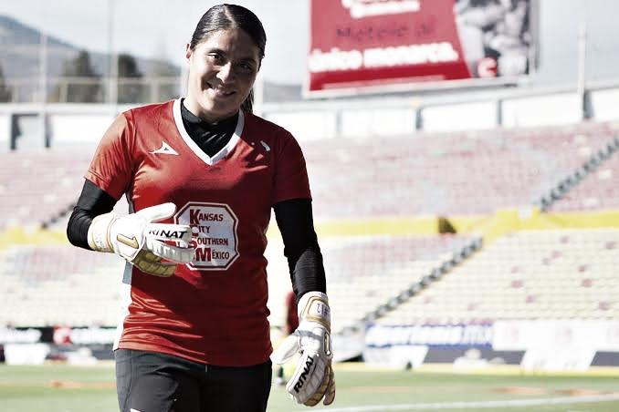 Chivas Femenil anuncia la llegada de María Fernanda Ayala