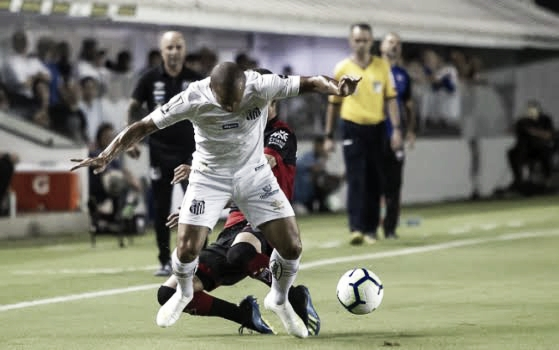 Atlético-GO e Santos se enfrentam para manter sonho de Libertadores