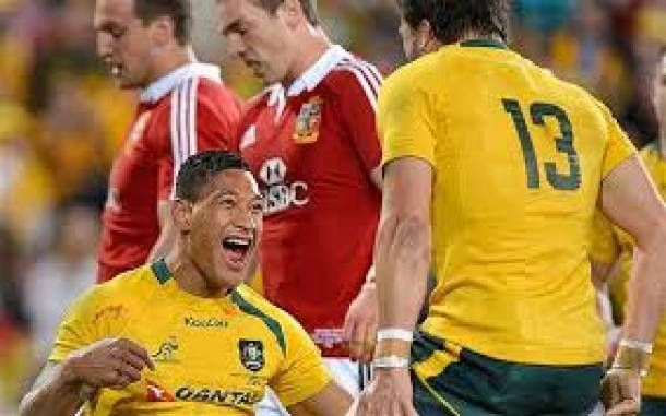 The Rugby Championship 2013: Australia