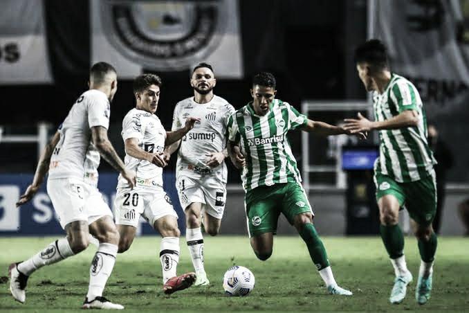 Em confronto direto contra o Z-4, Juventude recebe Santos pelo Campeonato Brasileiro
