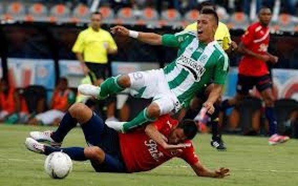 Atlético Nacional no ganó pero sigue invicto
