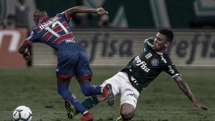 Gols e melhores momentos para Fortaleza 2x0 Palmeiras pelo Campeonato Brasileiro 2020