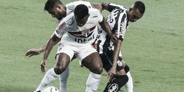 Para embalar no Campeonato Brasileiro, Santos e São Paulo se enfrentam na Vila Belmiro