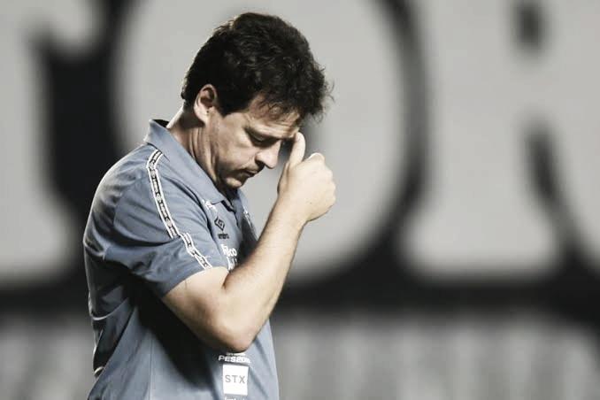 Fim da linha! Fernando Diniz não é mais técnico do Santos