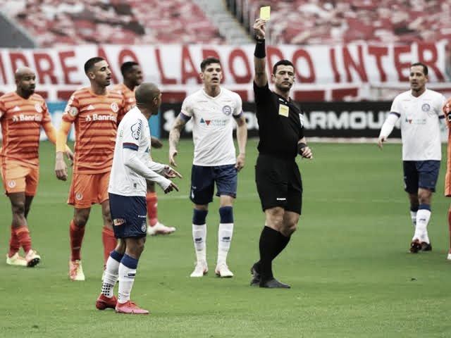 Bahia testa boa fase diante do pressionado Internacional pelo Brasileirão
