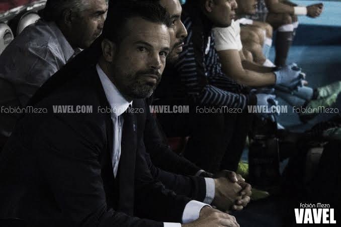 """Rafael Puente: """"Estoy convencido de que tenemos todo para sumar los tres puntos"""""""