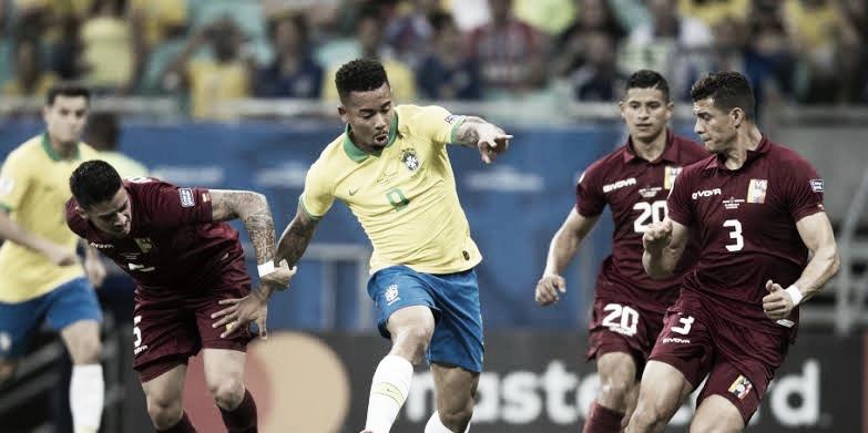 Mesmo com insatisfação, Brasil abre Copa América diante da Venezuela