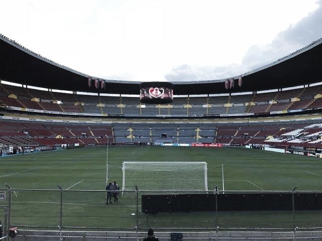 Estadio Jalisco, vetado un partido