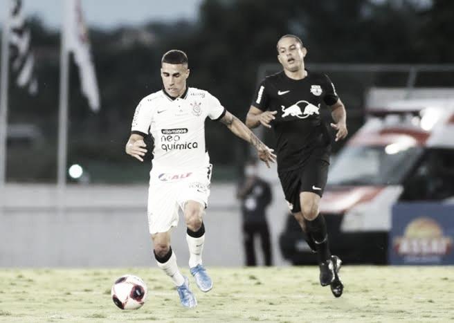 Corinthians busca primeira vitória em casa diante do Bragantino