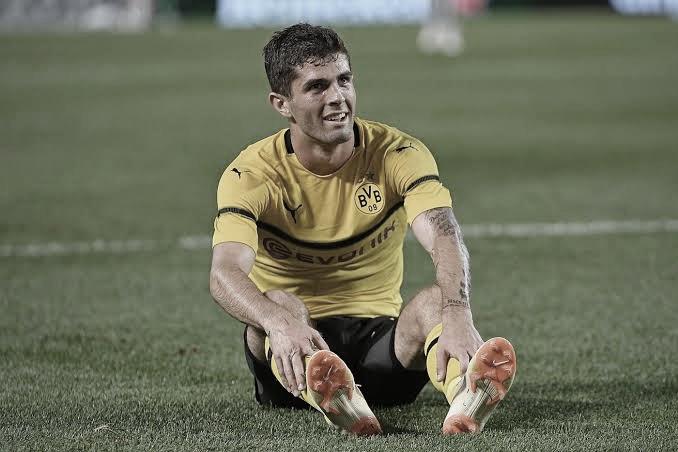 Christian Pulisic, o garoto que deixou a família para jogar no Dortmund agora dá adeus